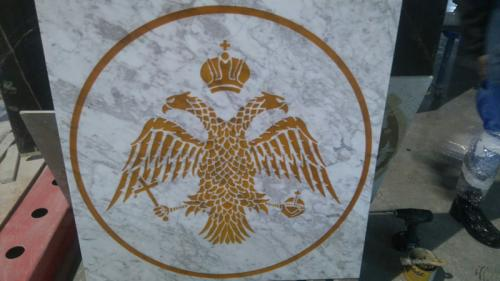 medalion marmura 15
